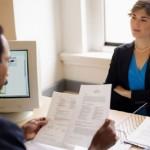 hiring woman